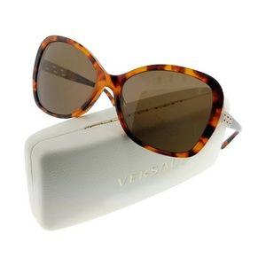 VE4271BA-507473 Women's Havana Frame Sunglasses